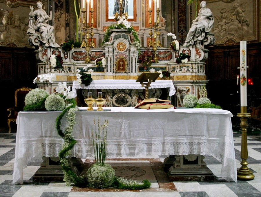 Matrimonio Natale Chiesa : Courses laboratorio idee scuola d arte floreale